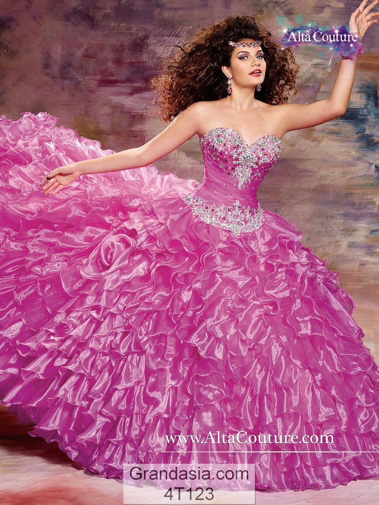 Mary's 4T123 Quinceanera Dress