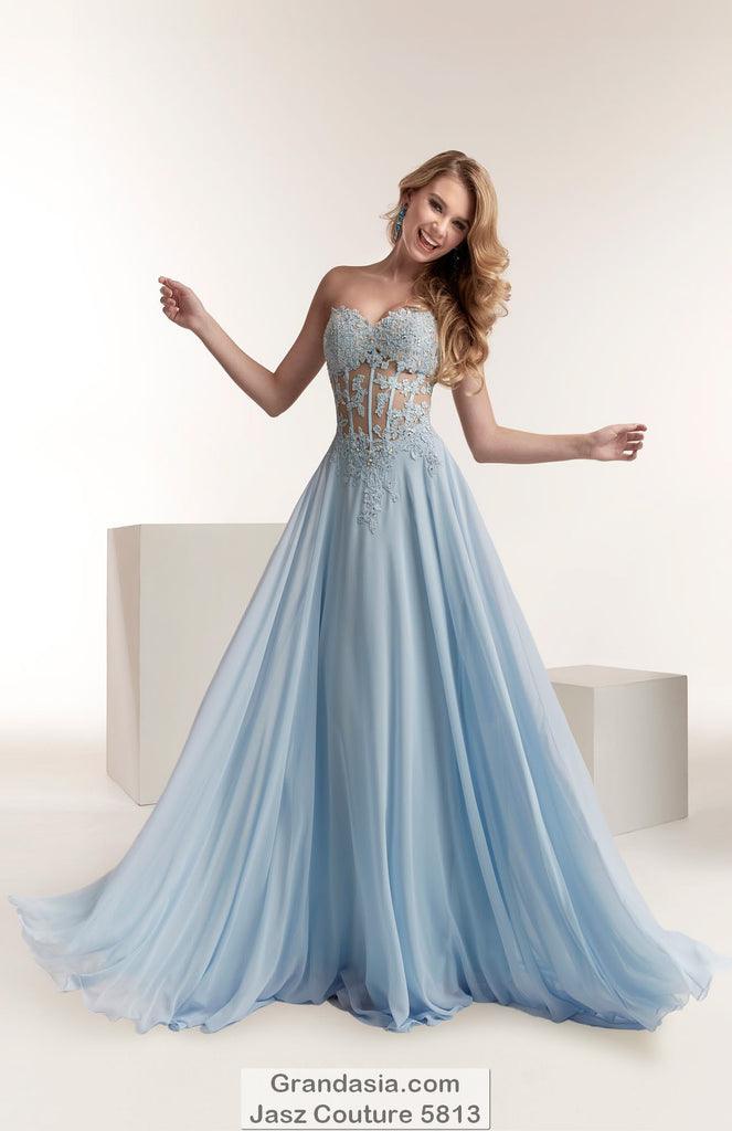Jasz Couture 5813 Prom Dress