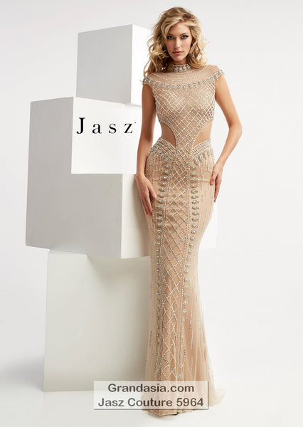 Jasz Couture 5964 Prom Dress