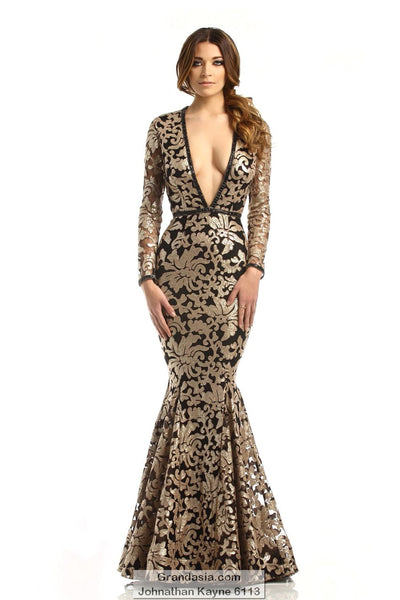 Johnathan Kayne 2011 Prom Dress