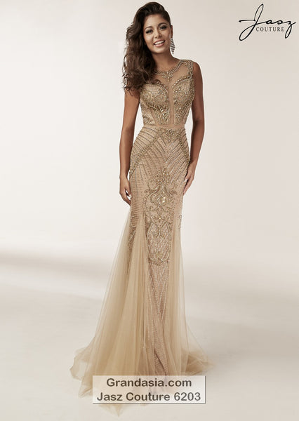 Jasz Couture 6203 Prom Dress