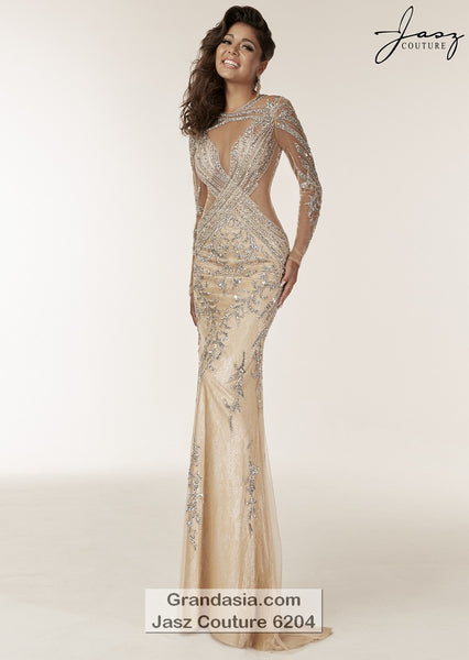 Jasz Couture 6204 Prom Dress