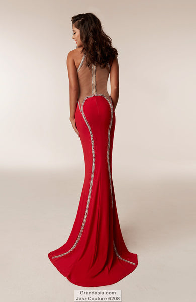 Jasz Couture 6208 Prom Dress