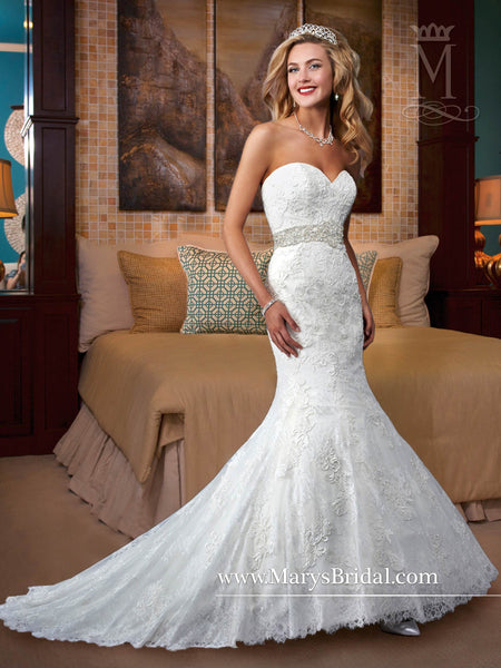 Mary's Bridal 6210 Bridal Gown