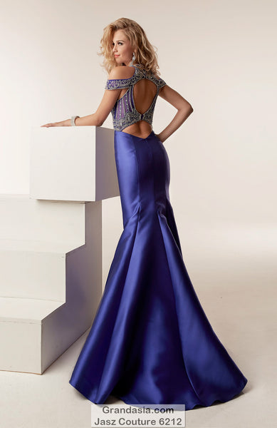 Jasz Couture 6212 Prom Dress