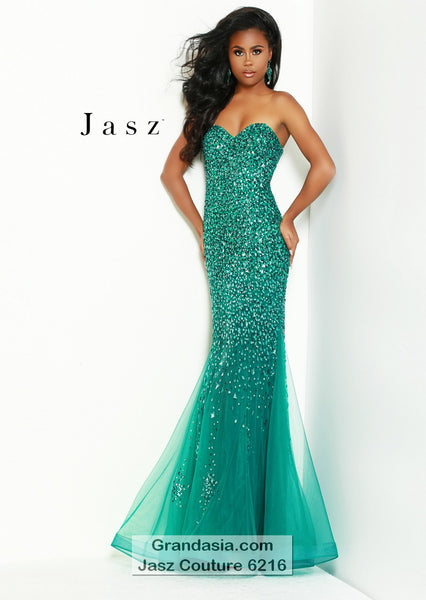 Jasz Couture 6216 Prom Dress