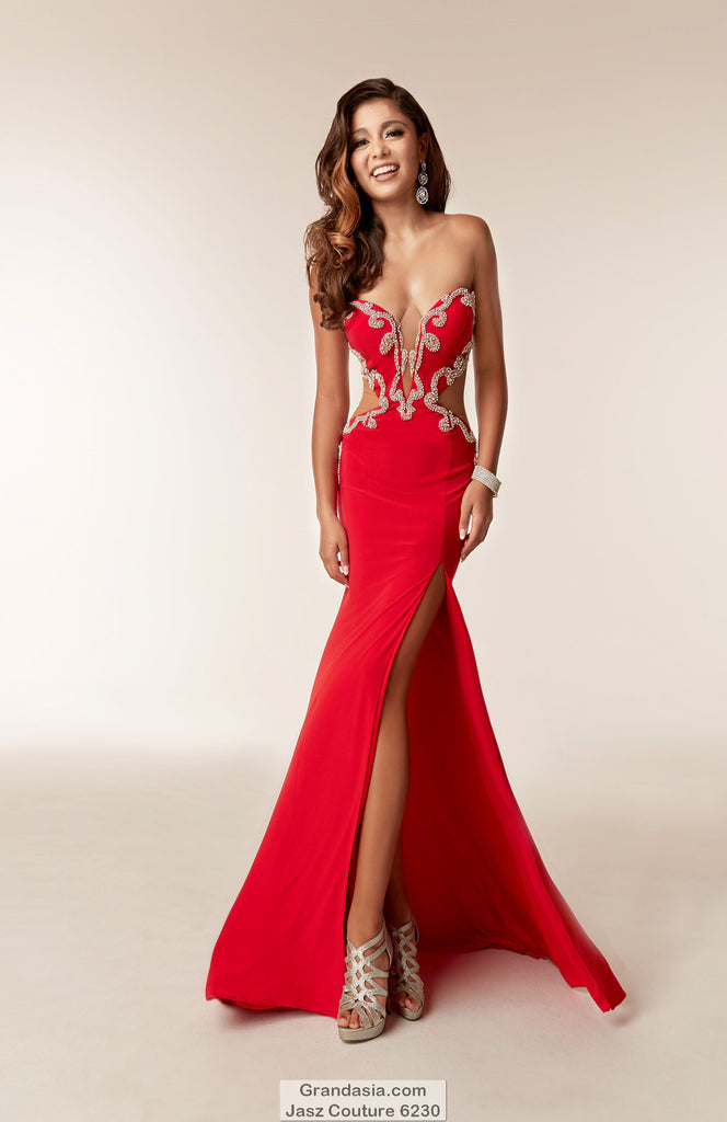 Jasz Couture 6230 Prom Dress