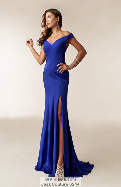 Jasz Couture 6244 Prom Dress