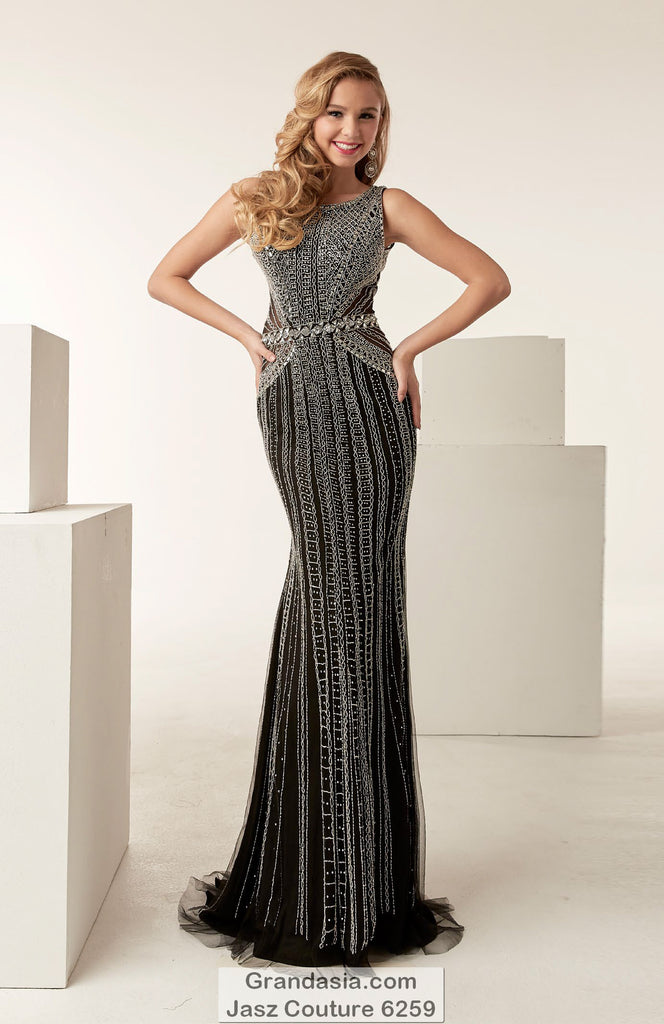 Jasz Couture 6259 Prom Dress
