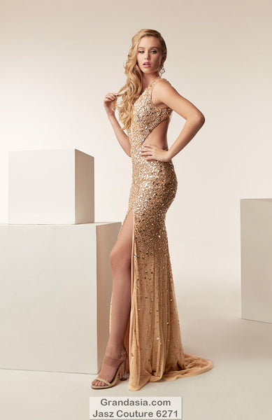Jasz Couture 6271 Prom Dress
