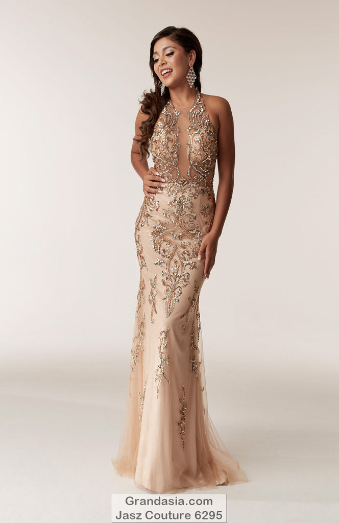 Jasz Couture 6295 Prom Dress