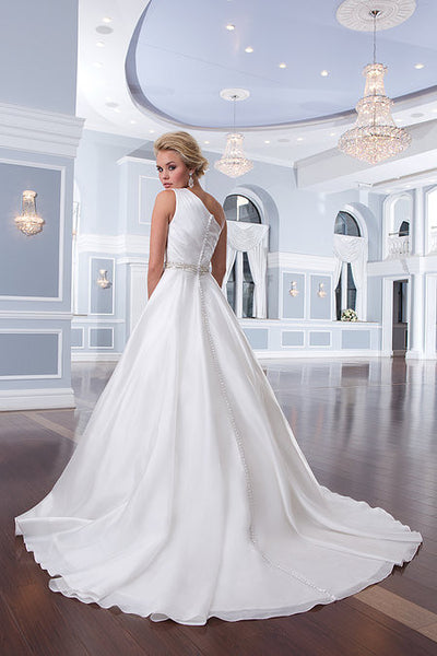 Lillian West 6297 Bridal Gown