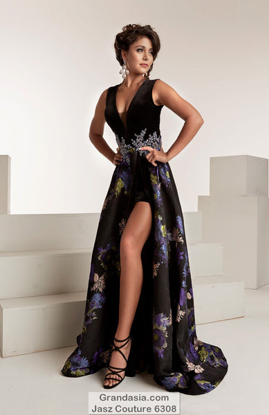 Jasz Couture 6308 Prom Dress