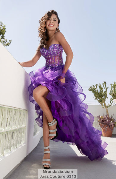 Jasz Couture 6313 Prom Dress