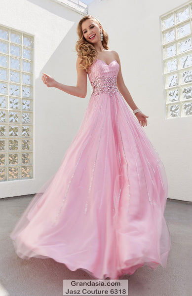 Jasz Couture 6318 Prom Dress