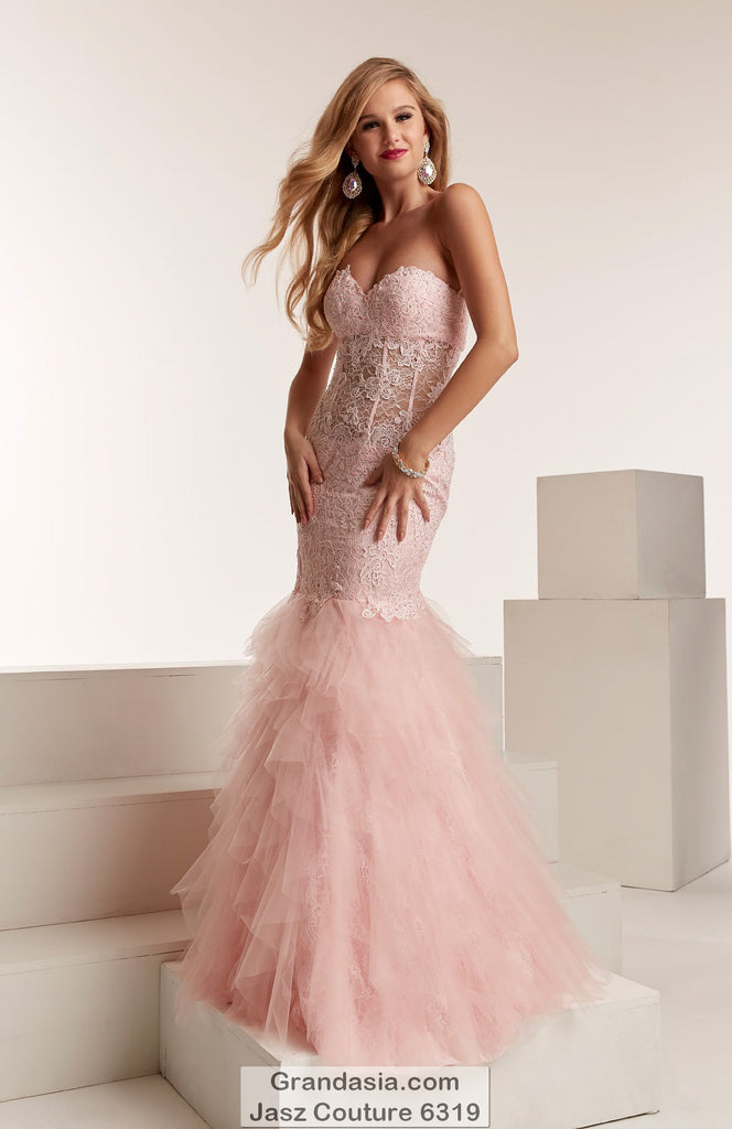 Jasz Couture 6319 Prom Dress