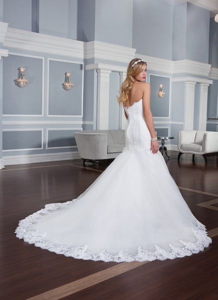 Lillian West 6337 Bridal Gown