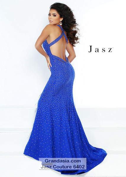 Jasz Couture 6402 Prom Dress