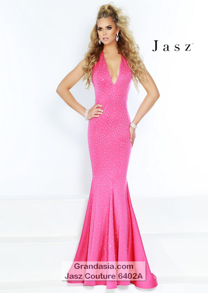Jasz Couture 6402A Prom Dress