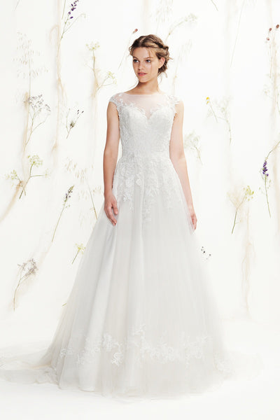 Sale Sold Out Lillian West 6404 Bridal Gown