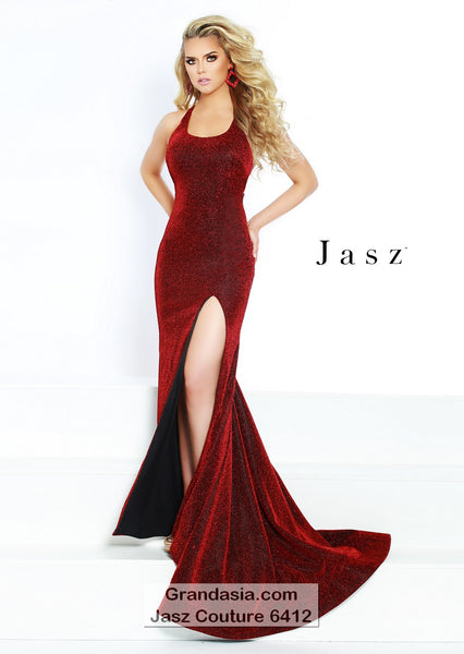 Jasz Couture 6412 Prom Dress