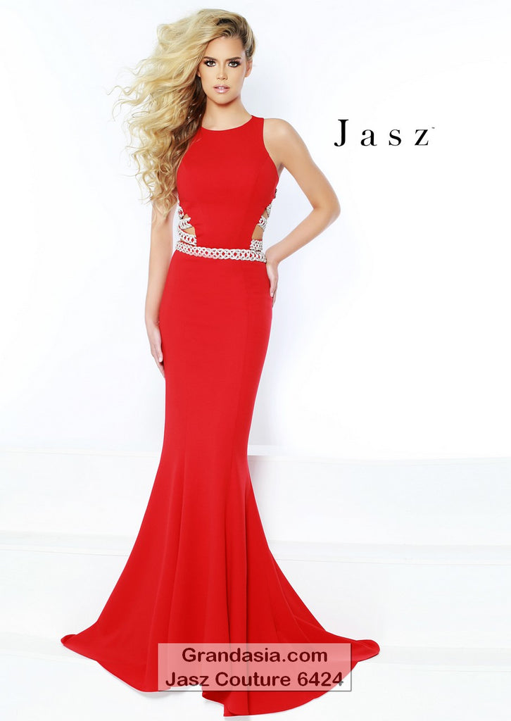 Jasz Couture 6424 Prom Dress
