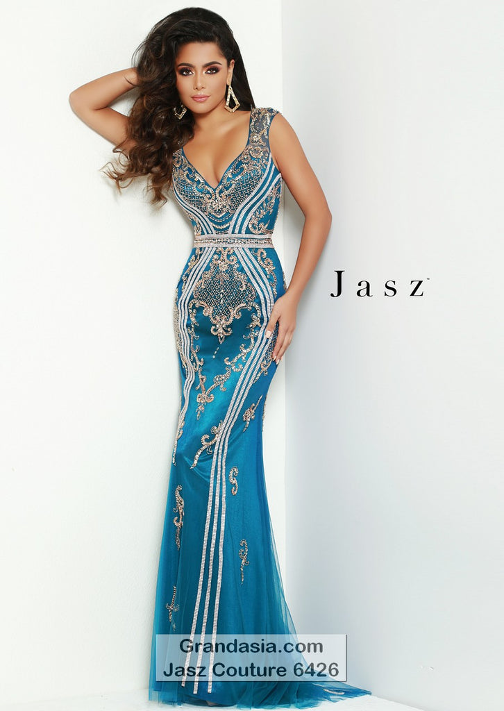 Jasz Couture 6426 Prom Dress