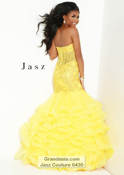 Jasz Couture 6430 Prom Dress