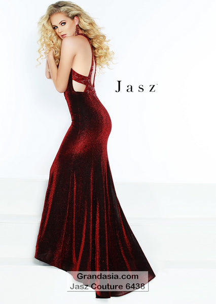 Jasz Couture 6438 Prom Dress