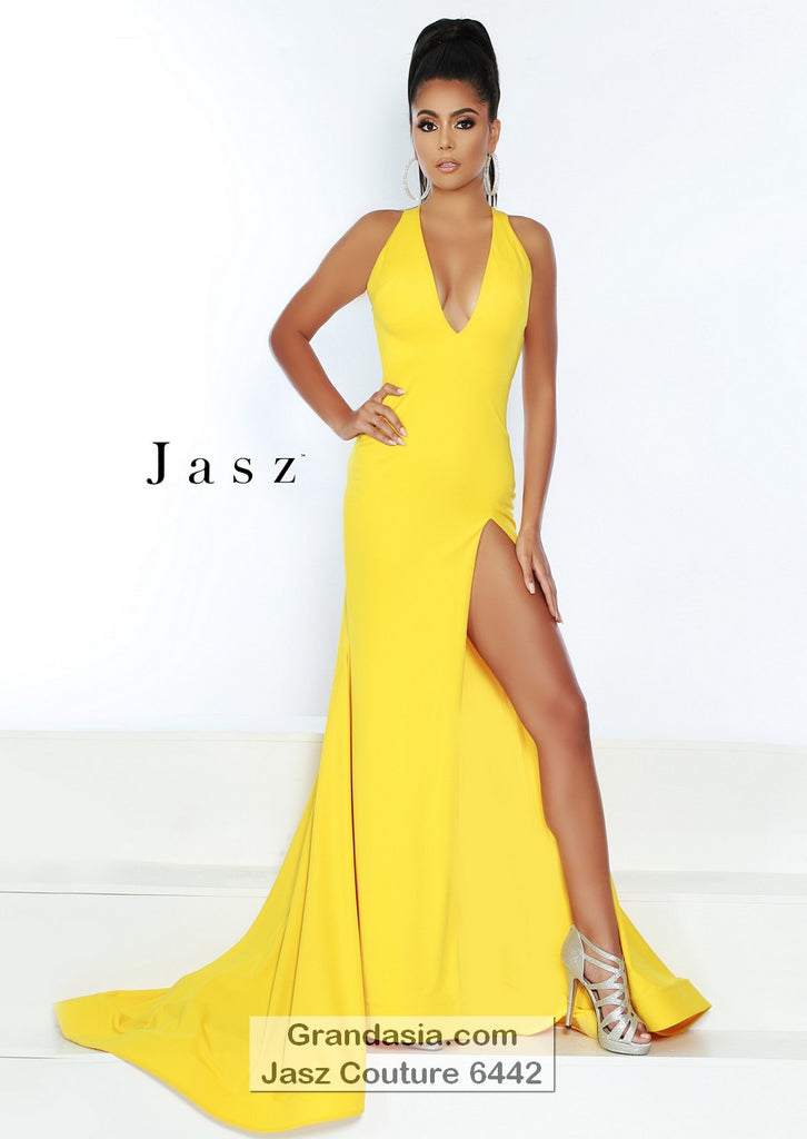 Jasz Couture 6442 Prom Dress