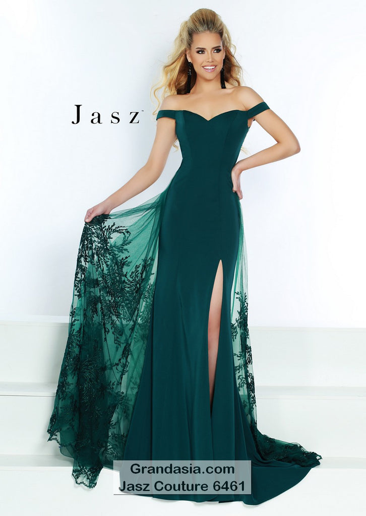 Jasz Couture 6461 Prom Dress