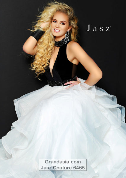 Jasz Couture 6465 Prom Dress