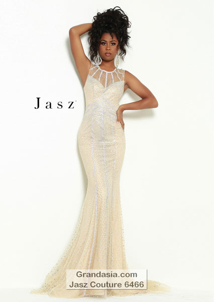 Jasz Couture 6466 Prom Dress