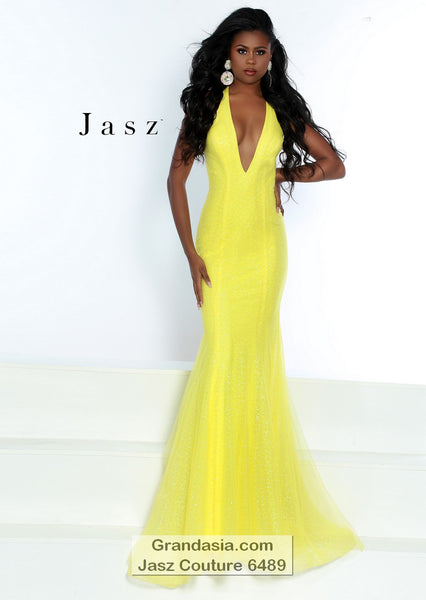 Jasz Couture 6489 Prom Dress