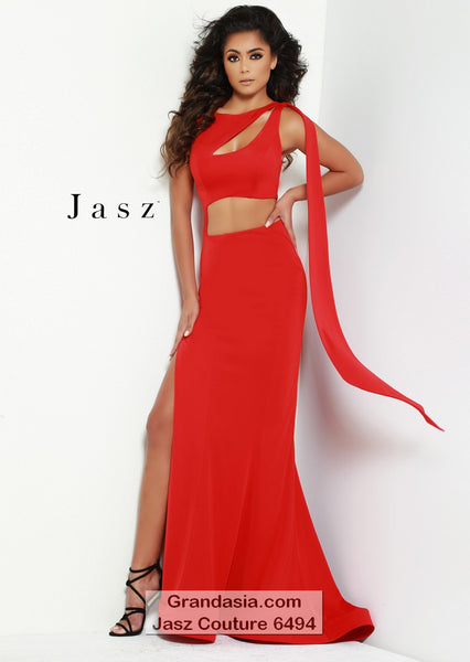 Jasz Couture 6494 Prom Dress