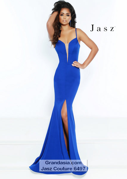 Jasz Couture 6497 Prom Dress