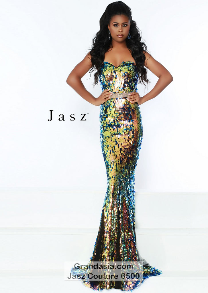 Jasz Couture 6500 Prom Dress