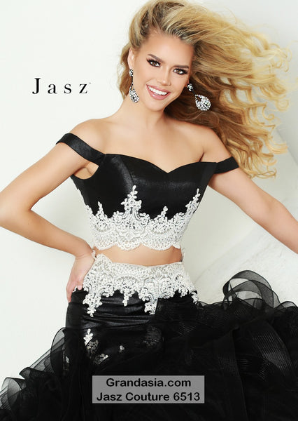 Jasz Couture 6513 Prom Dress