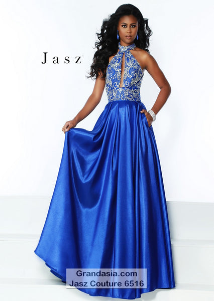 Jasz Couture 6516 Prom Dress