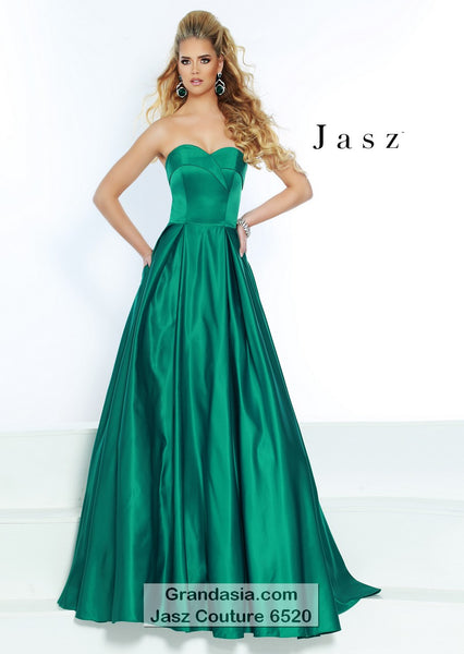 Jasz Couture 6520 Prom Dress