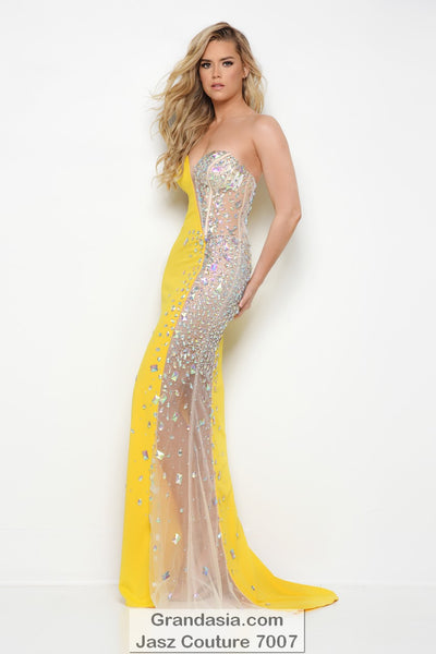 Jasz Couture 7007 Prom Dress