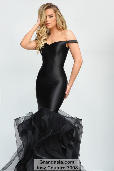 Jasz Couture 7008 Prom Dress