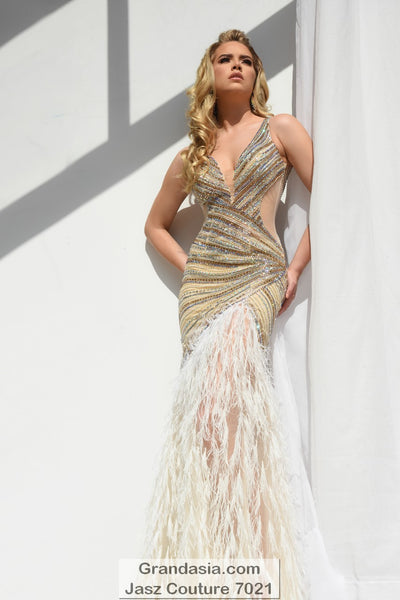 Jasz Couture 7021 Prom Dress