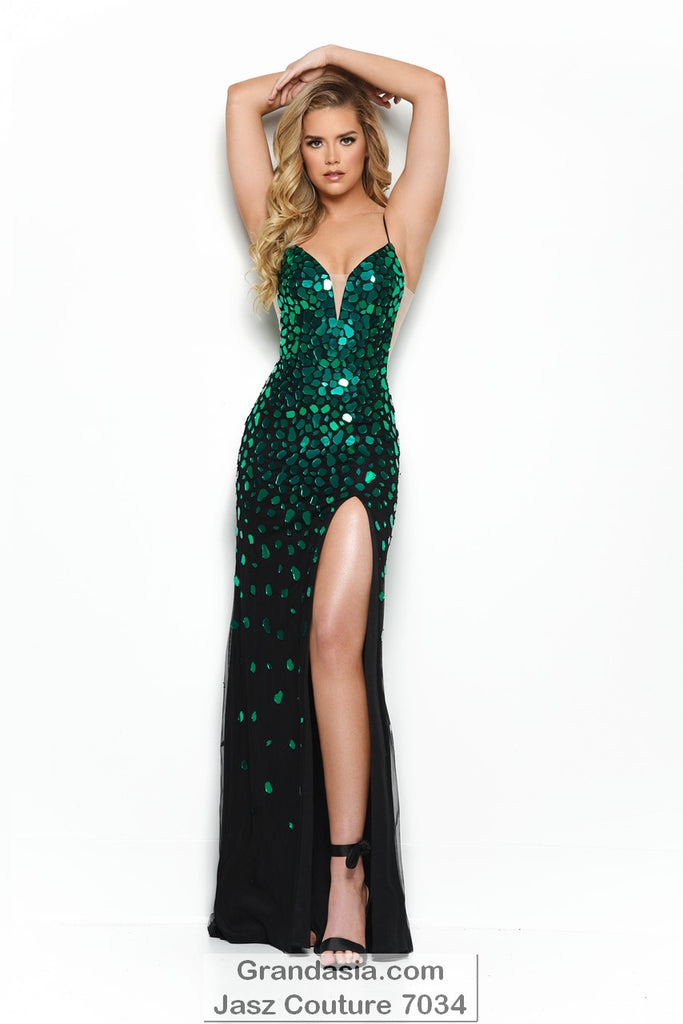 Jasz Couture 7034 Prom Dress