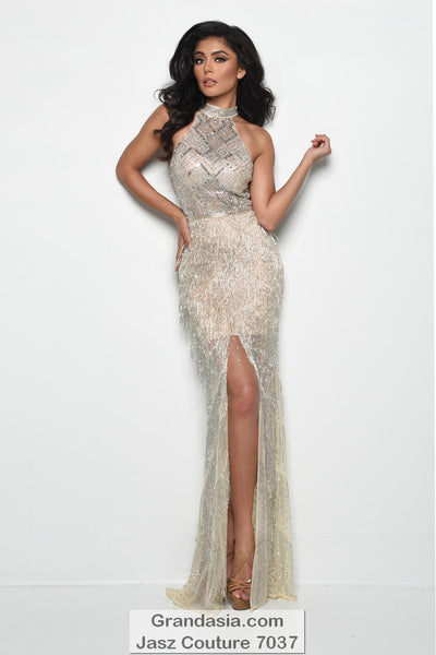 Jasz Couture 7037 Prom Dress