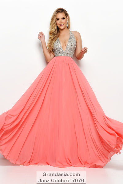 Jasz Couture 7076 Prom Dress