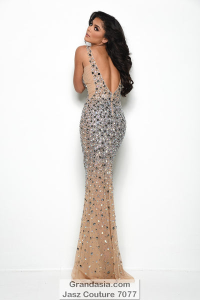Jasz Couture 7077 Prom Dress