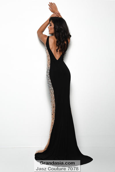 Jasz Couture 7078 Prom Dress