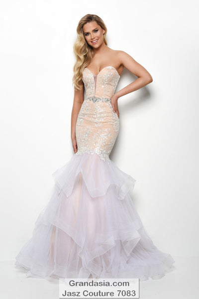 Jasz Couture 7083 Prom Dress