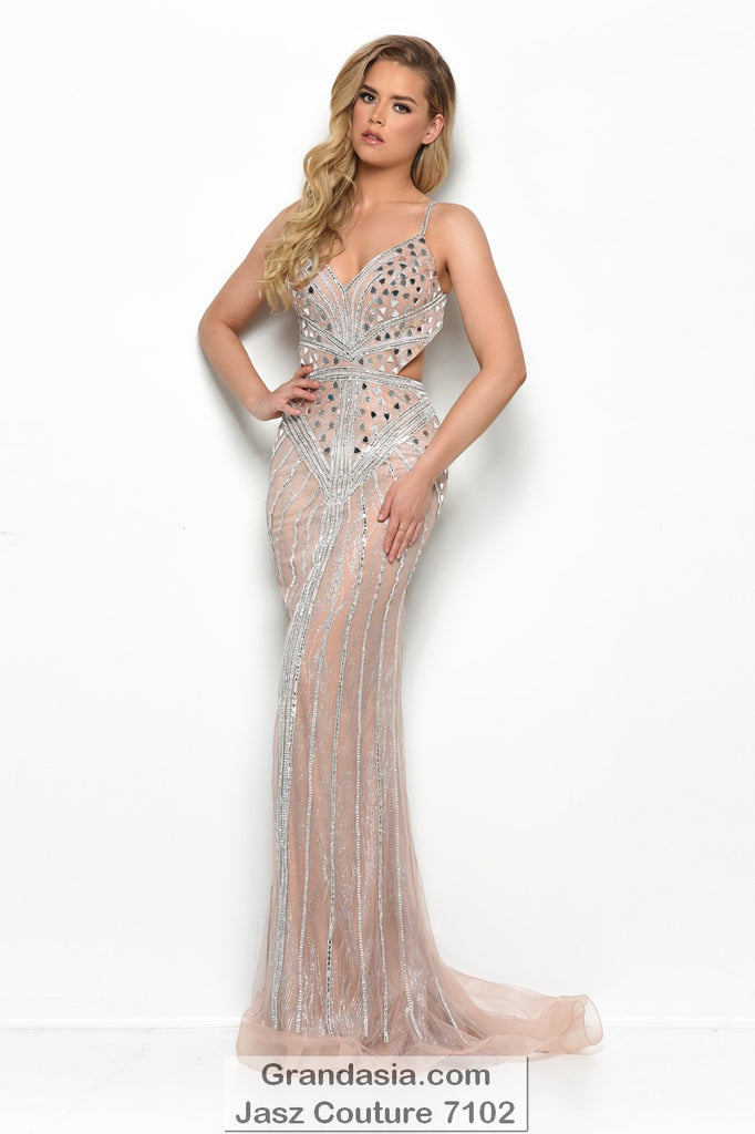 Jasz Couture 7102 Prom Dress